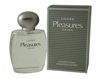 Pleasure for men cologne 100 ml spray