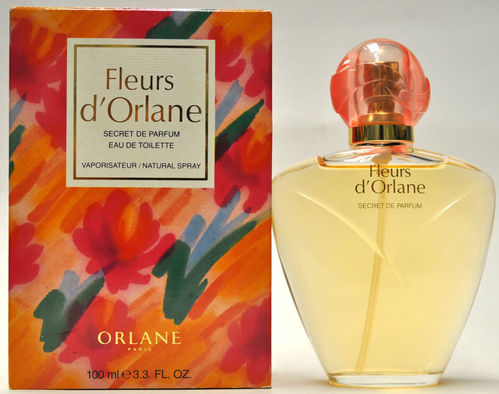 Fleur D'orlane edt 100 ml spray