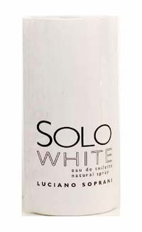 Solo Soprani White edt 100 ml