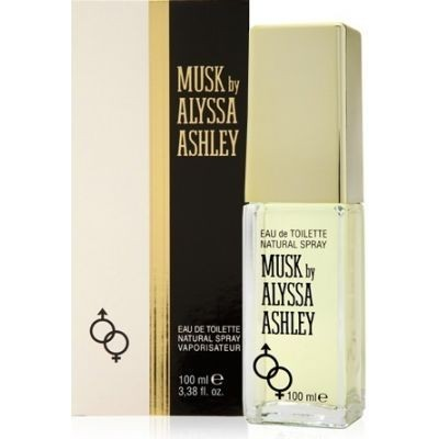 Musk Alissa bianco edt 100 ml spray