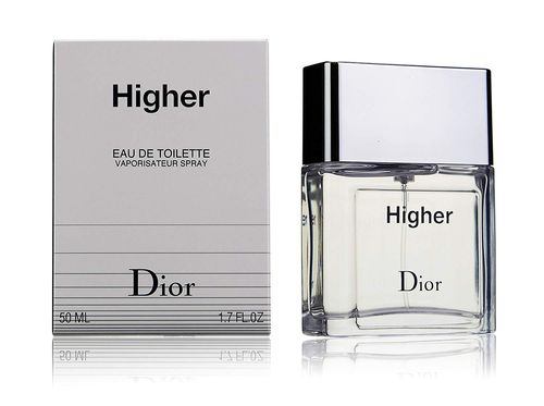 Higher Dior edt 50ml spray uomo