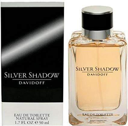 Silver Shadow uomo 50 ml