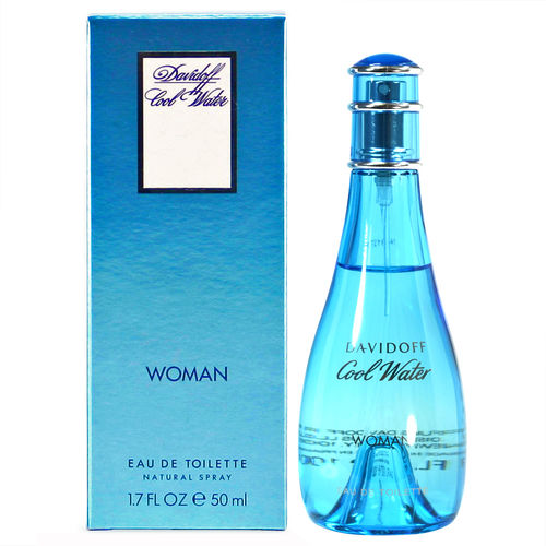 Davidoff Cool Water Woman 50ml