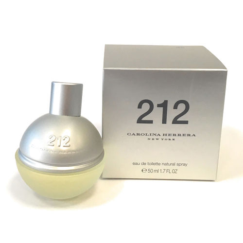 212 Carolina H. edt 50 ml spray donna