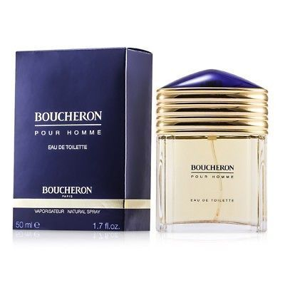 Boucheron uomo edt 50ml spray